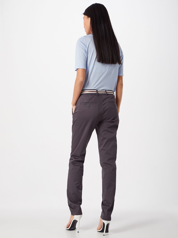 En Chino Comma Pantalon Anthracite Comma strCQhd