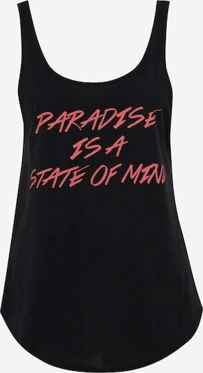 Sportiniai marškinėliai be rankovių iš BILLABONG , spalva - rožinė / juoda, Prekių apžvalga