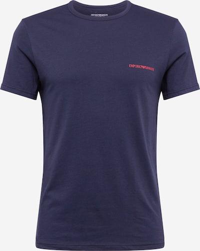 Emporio Armani T-Shirt in dunkelblau, Produktansicht