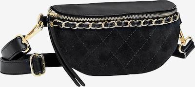 faina Handtasche in gold / schwarz, Produktansicht