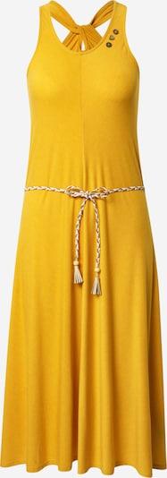 Ragwear Kleid 'MILIE' in gelb, Produktansicht