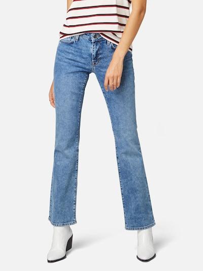 Mavi Jeans 'BELLA MID-RISE' in blue denim, Modelansicht