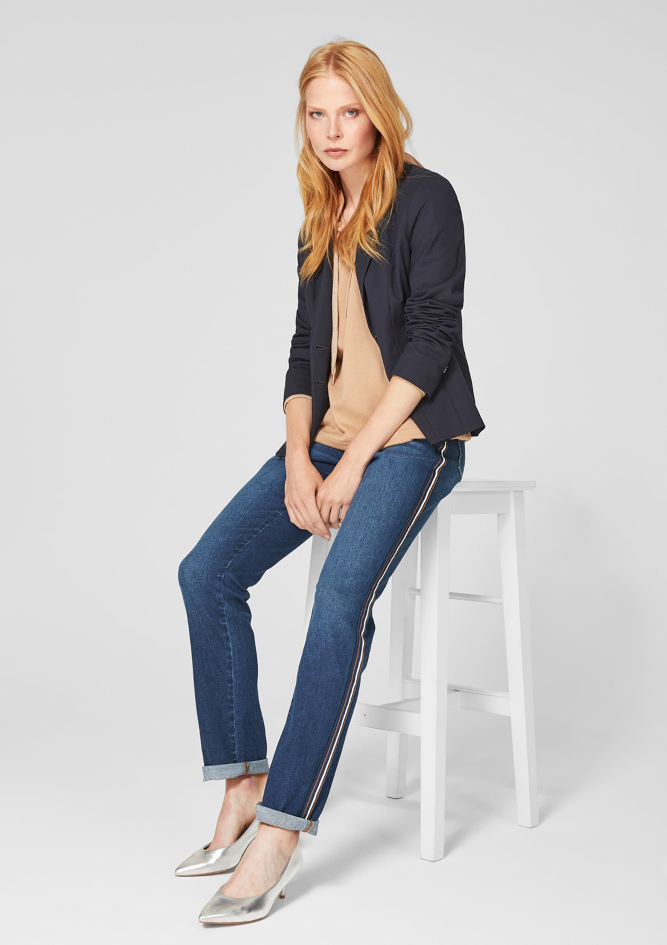 Denim Black In Blue oliver Label Jeans S Y7gy6bf