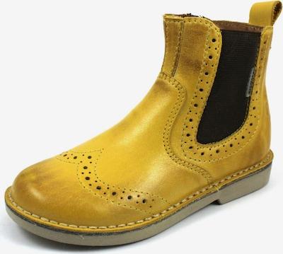 RICOSTA Stiefel in dunkelbraun / senf, Produktansicht