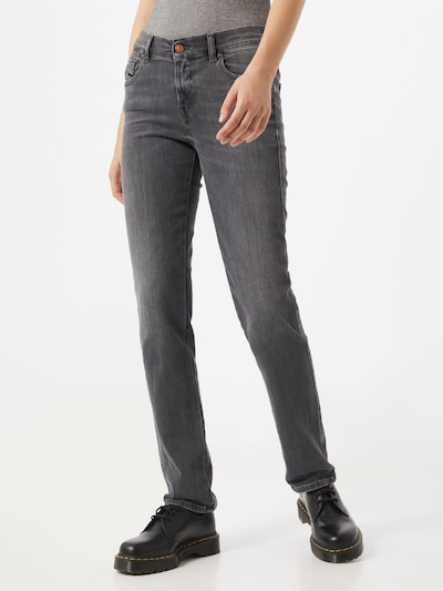 Jeans 'SANDY' DIESEL pe denim gri, Vizualizare model