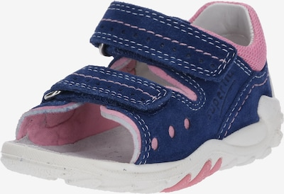 SUPERFIT Schuhe 'Flow' in blau / rosa, Produktansicht