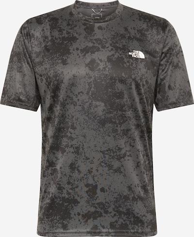 THE NORTH FACE Shirt in dunkelgrau / schwarz, Produktansicht