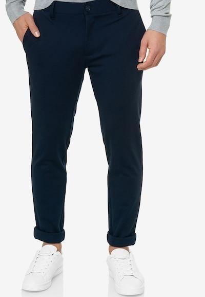 INDICODE JEANS Панталон Chino 'Kolding' в морскосиньо, Преглед на модела