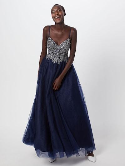 Unique Společenské šaty - noční modrá, Model/ka
