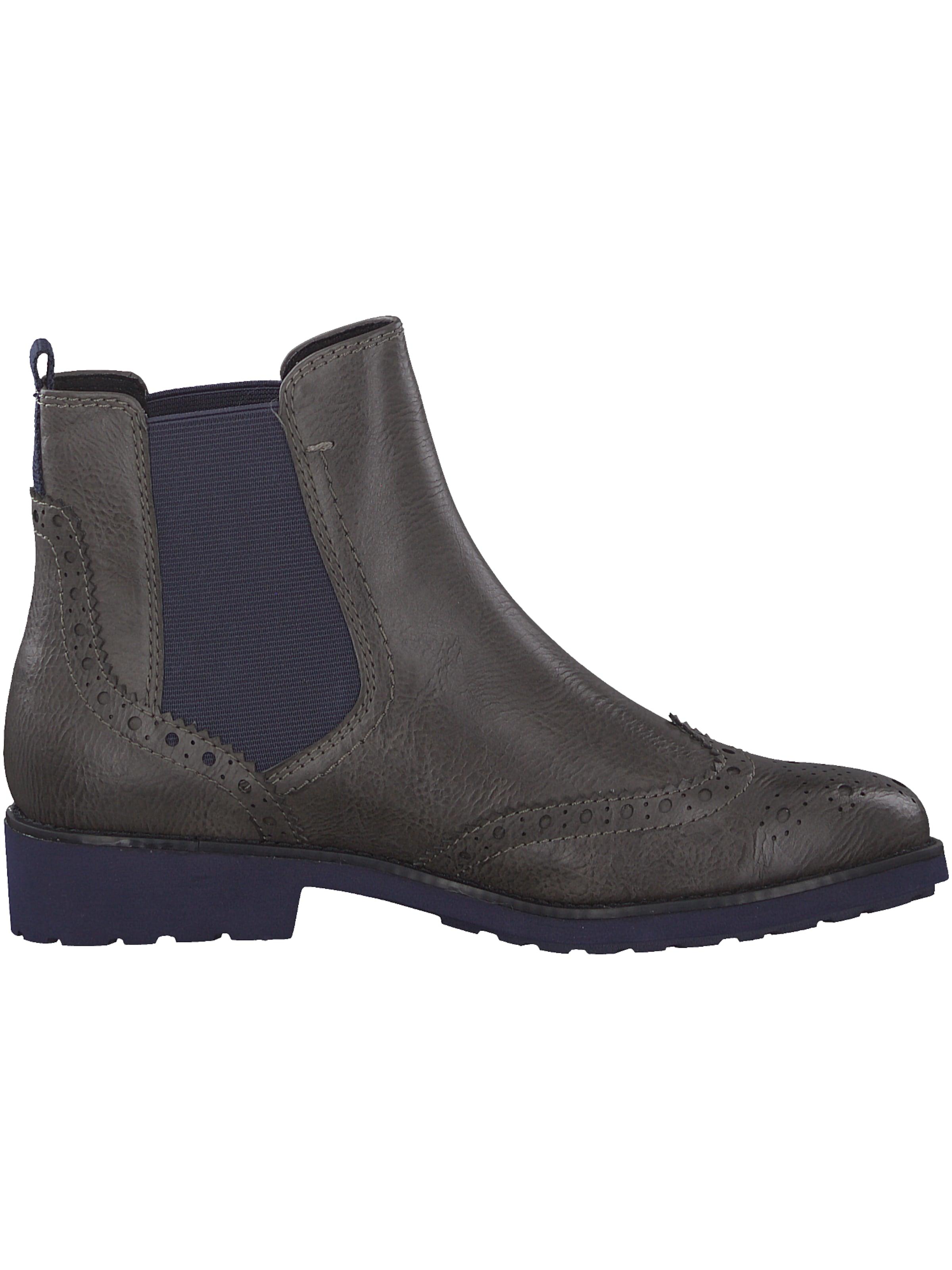 Boots Marco Tozzi Chelsea En Brocart 8OPwnk0