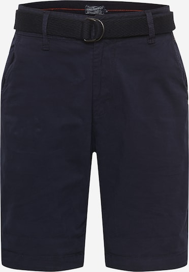 Petrol Industries Chino in de kleur Navy: Vooraanzicht