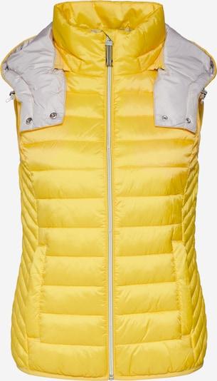 ESPRIT Weste '3M Thinsulate' in gelb, Produktansicht