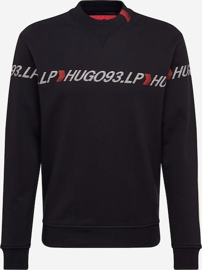 HUGO Sweatshirt 'Dupang_LP3' in schwarz, Produktansicht
