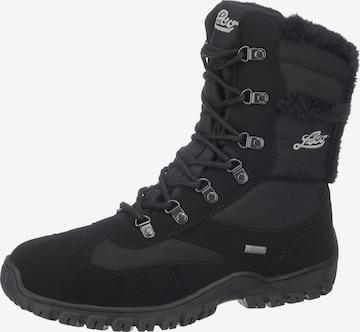 LICO Boots 'Saskia' in Schwarz
