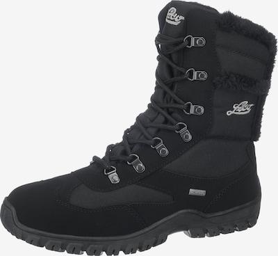 LICO Boots 'Saskia' in de kleur Zwart, Productweergave