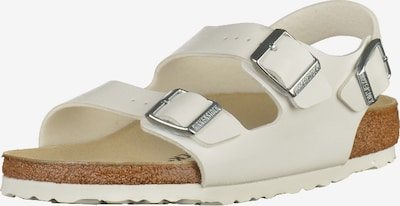 BIRKENSTOCK Sandale 'Milano' in weiß, Produktansicht