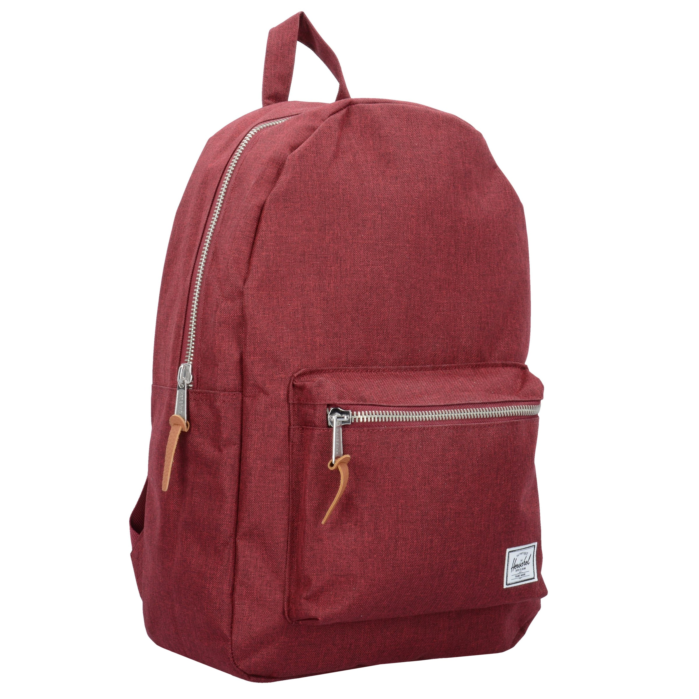 Rucksack Cm In 'settlement Backpack Merlot 17 Herschel I Laptopfach' 44 3Sj4Ac5RqL