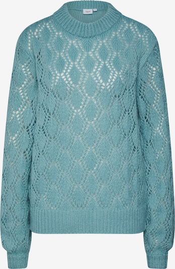 Megztinis iš SAINT TROPEZ , spalva - mėtų spalva: Vaizdas iš priekio