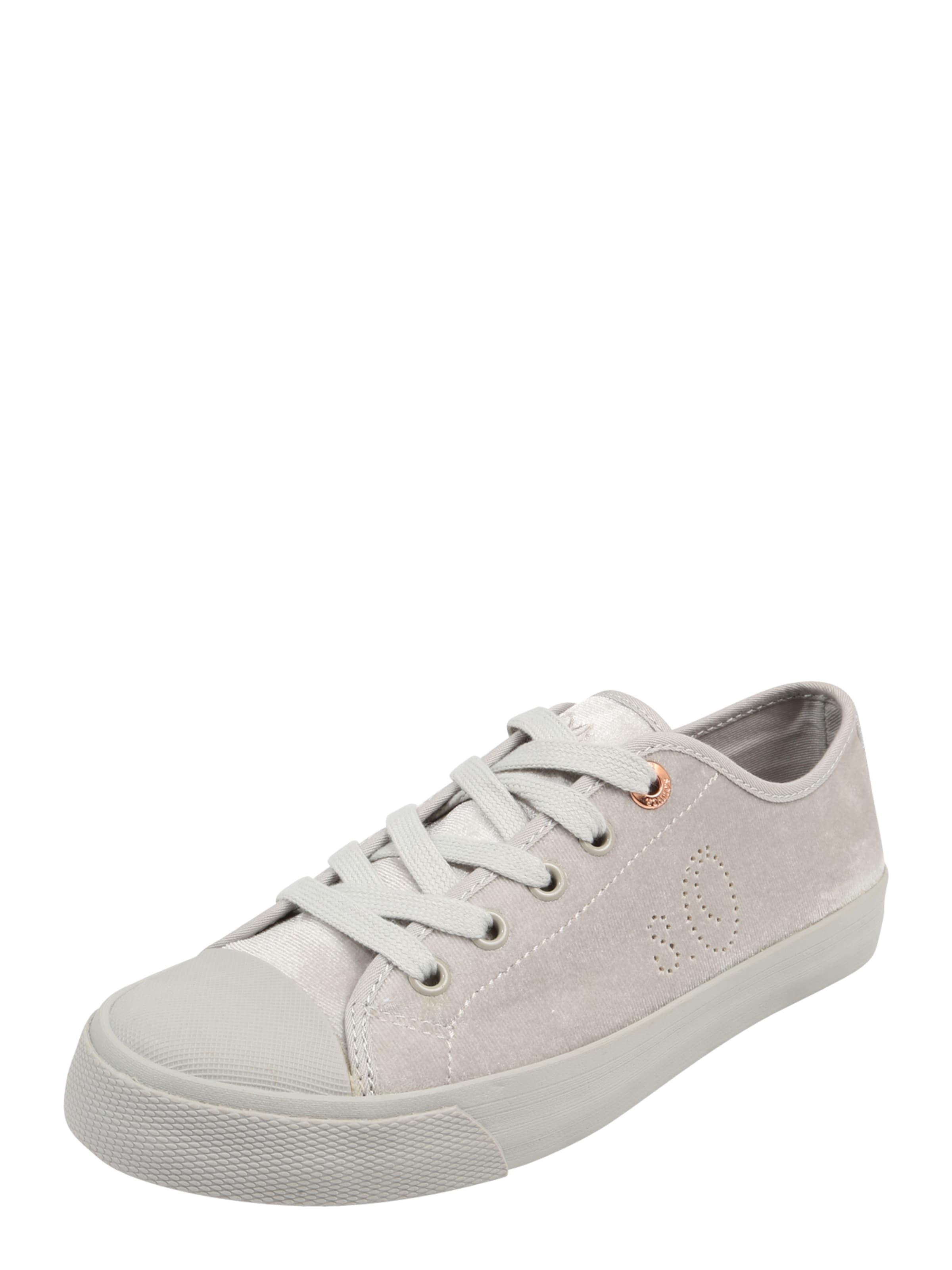 s.Oliver RED LABEL Sneaker im Samt-Look
