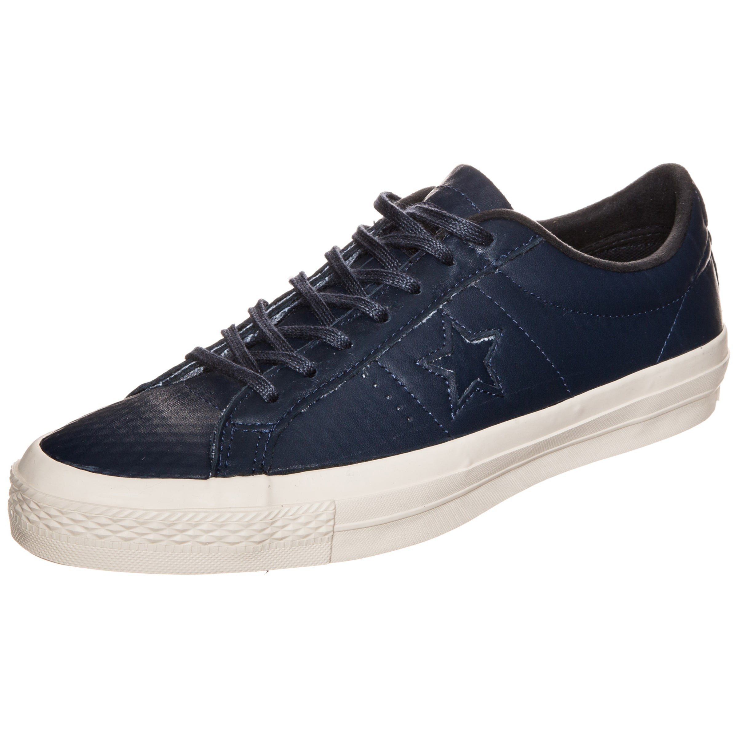 CONVERSE Cons One Star Leather OX Sneaker Mit Kreditkarte Günstig Online ZbNKzDt