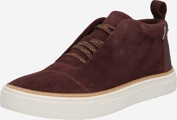 TOMS Sneaker 'Riley' in Braun