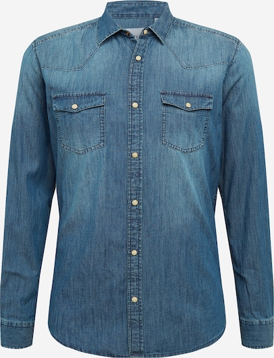 Only & Sons Hemd in blau, Produktansicht