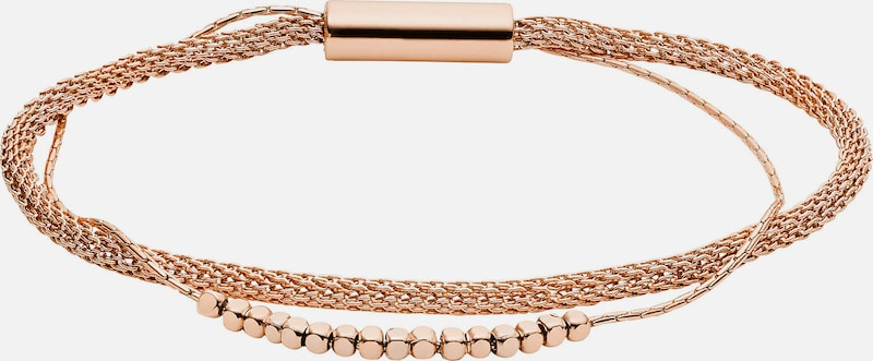 FOSSIL Armband in rosegold, Produktansicht
