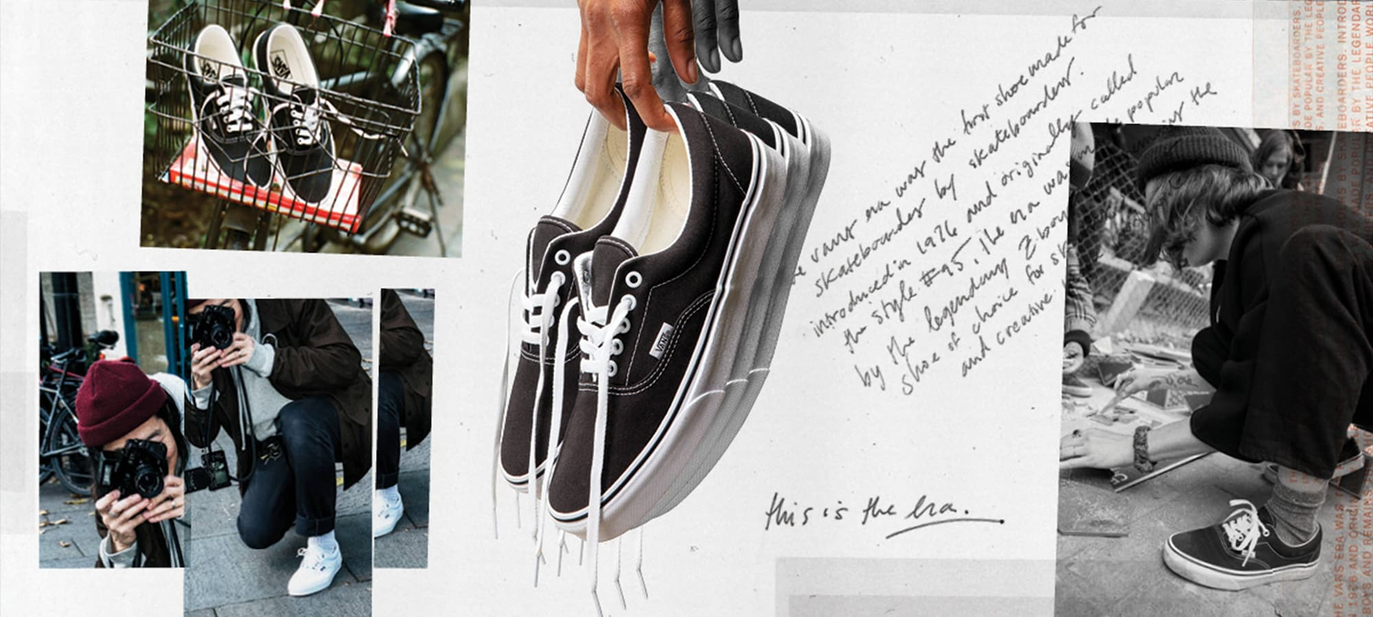 This is the Era Vans