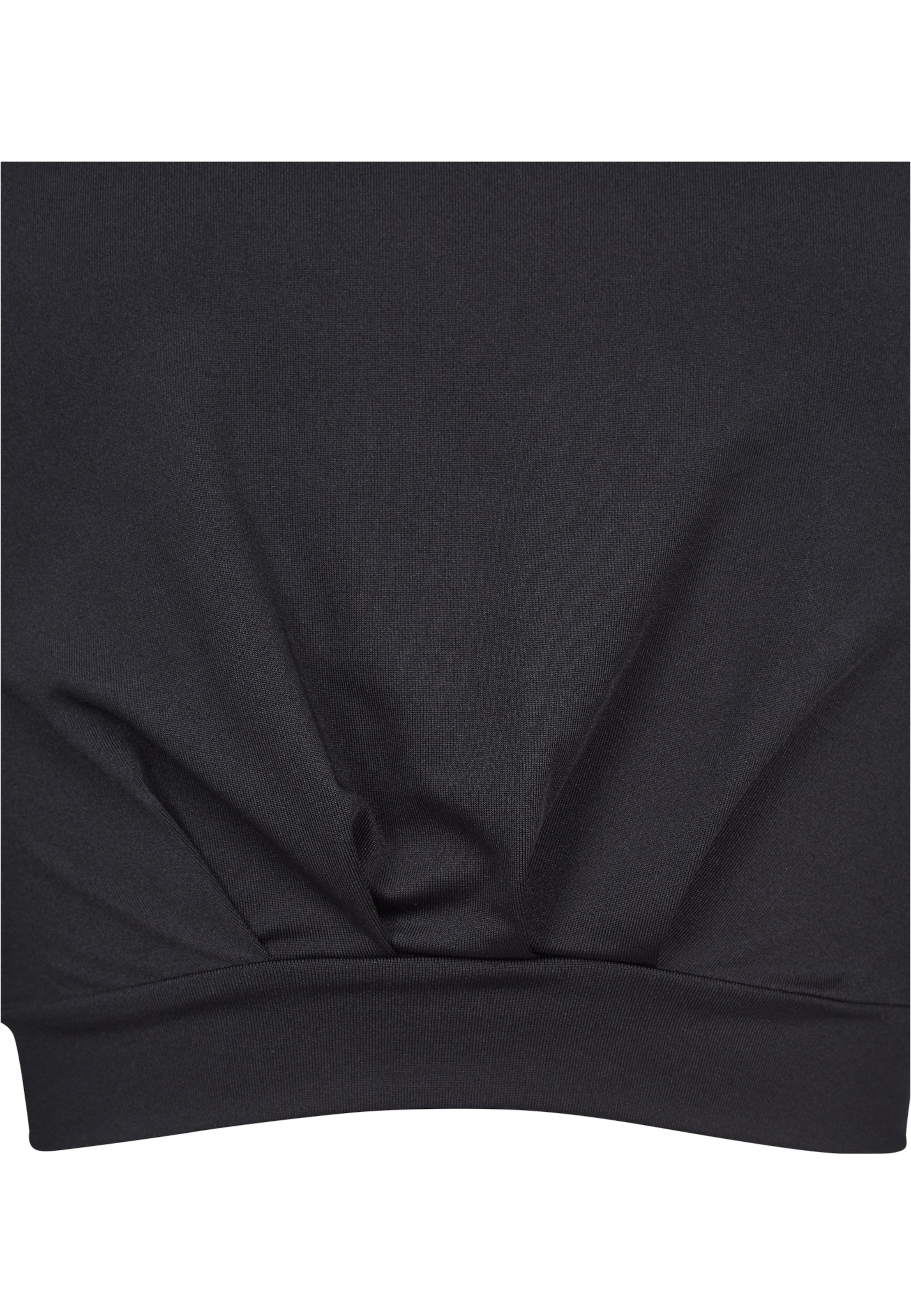 Urban In Schwarz Cropped Top Classics Active lcF31TKJ