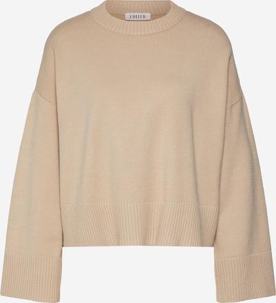 EDITED Pullover 'Elira' in beige, Produktansicht