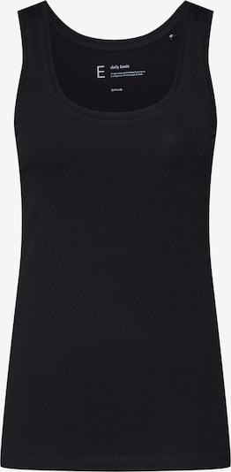OPUS Top in schwarz, Produktansicht