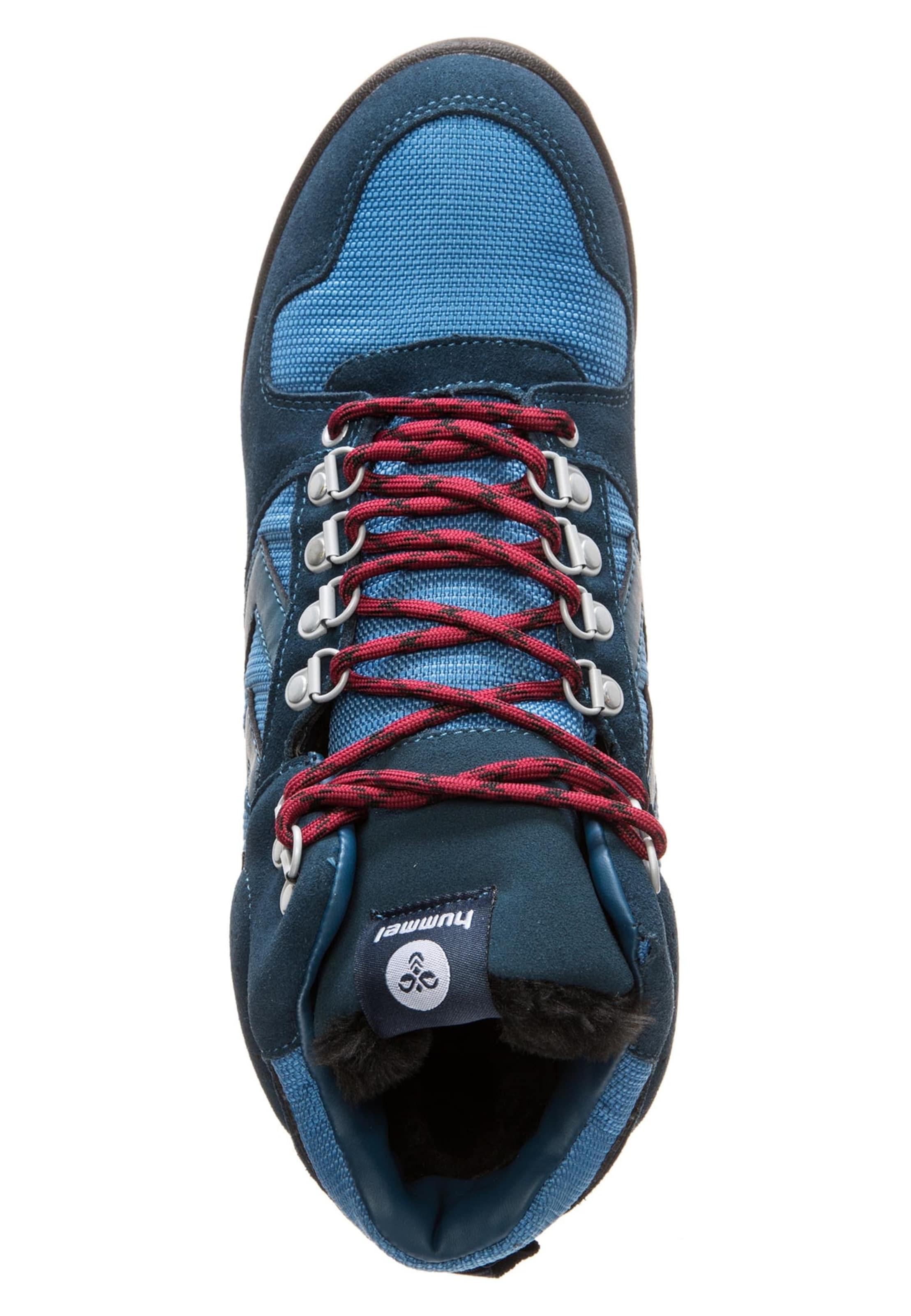 Weiß Sneaker Forest' Rot In RauchblauHimmelblau Root Hummel Schwarz 'nordic kPZuOXi
