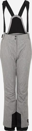 KILLTEC Pantalon outdoor 'Erielle' en gris chiné, Vue avec produit
