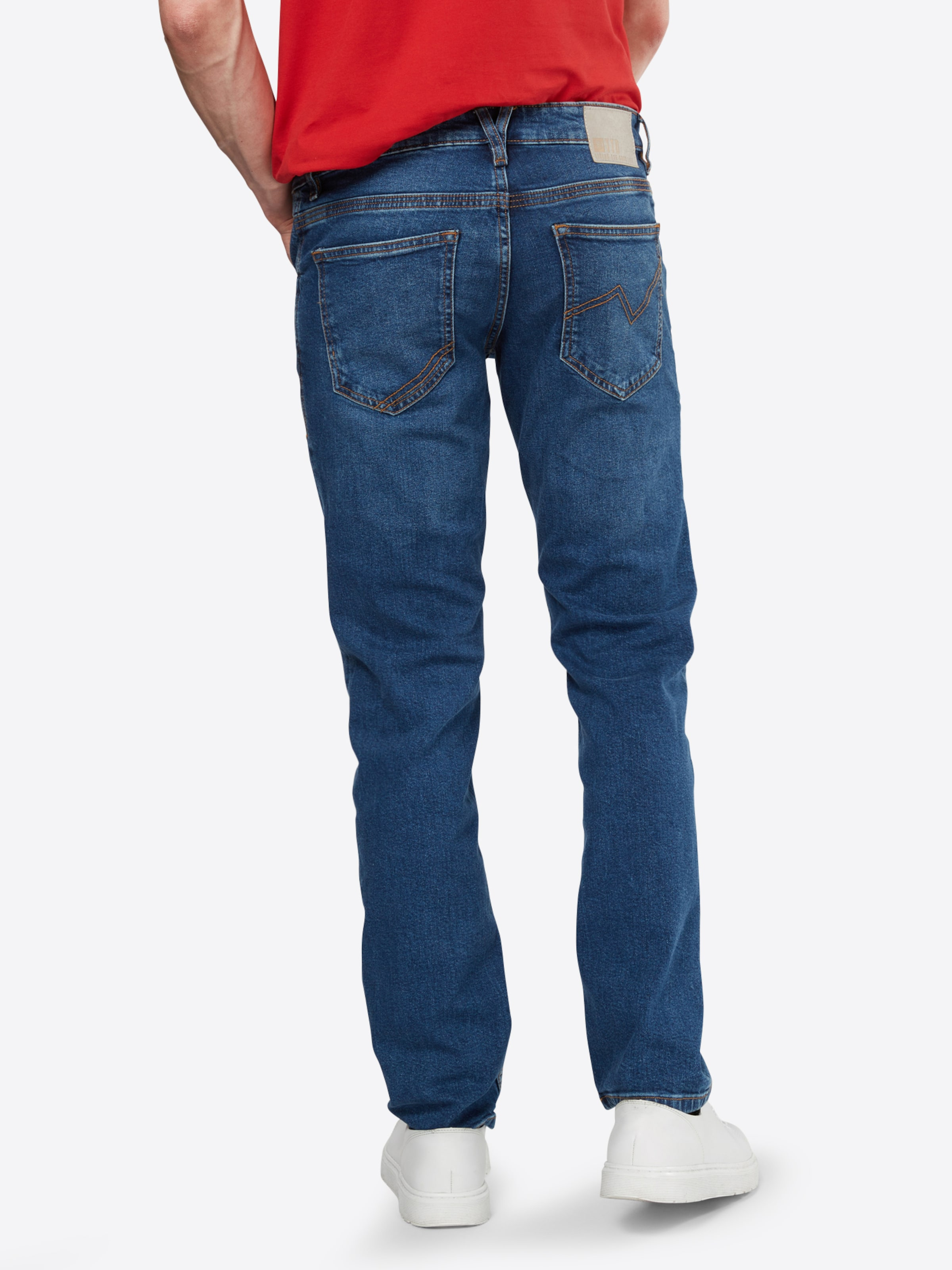 TOM TAILOR DENIM Jeans 'Regular Fit blue' Zum Verkauf Der Billigsten AFC2S7
