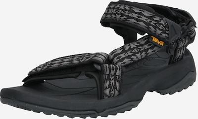 TEVA Sandale in dunkelgrau, Produktansicht