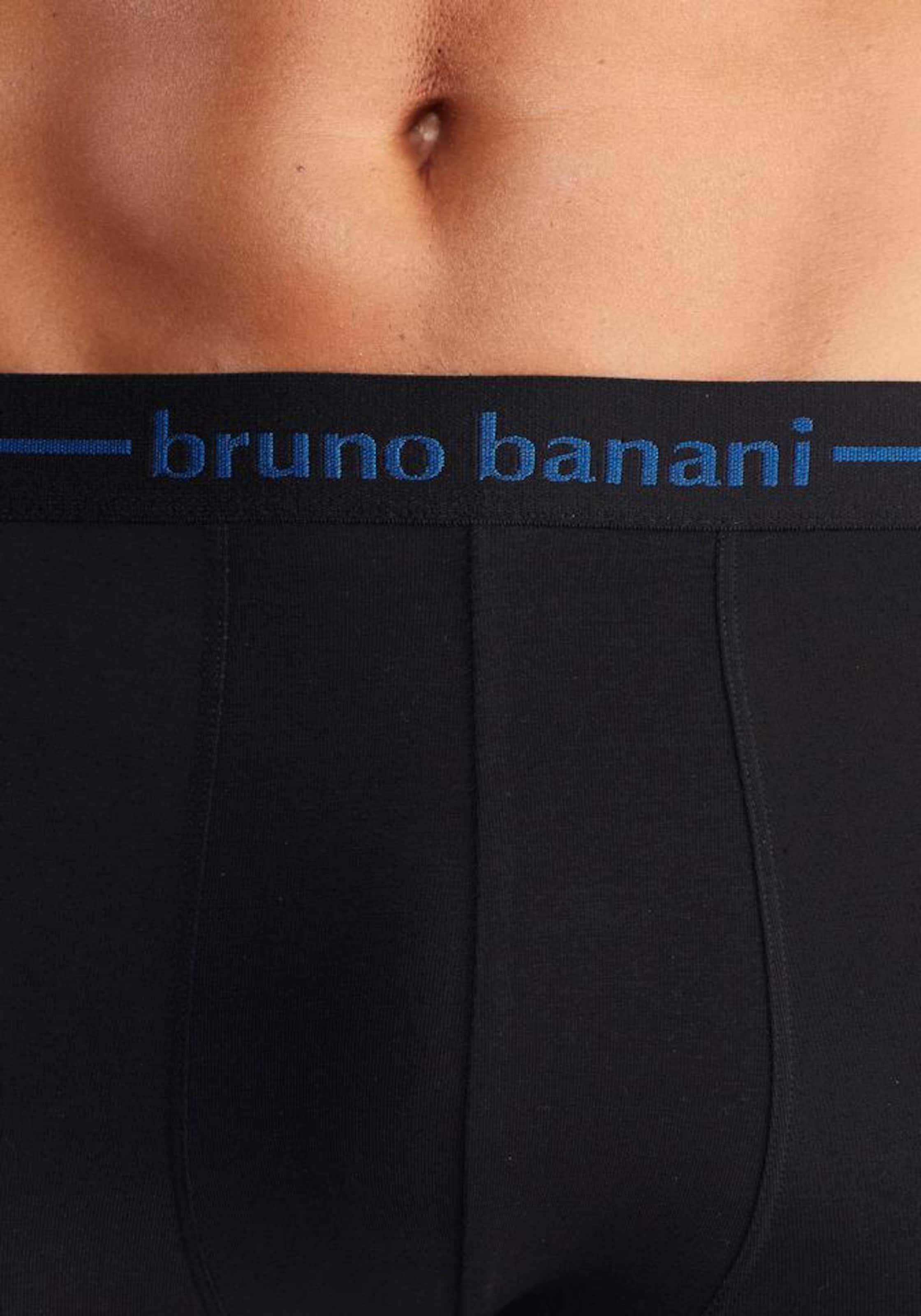 BRUNO BANANI Boxer Short 'Power Cotton' (3 Stück) Auslassstellen Günstig Online YnYORol