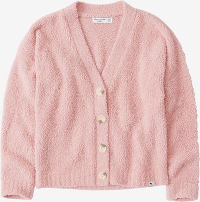 Abercrombie & Fitch Gebreid vest in de kleur Pink, Productweergave