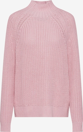 GAP Pullover 'SHAKER TNECK' in rosa, Produktansicht