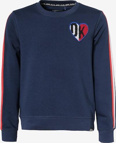 STACCATO Sweatshirt in kobaltblau, Produktansicht