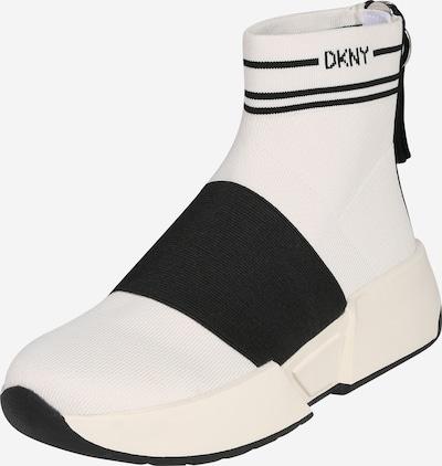 DKNY Slip On tenisice 'Marini' u boja pijeska / crna, Pregled proizvoda