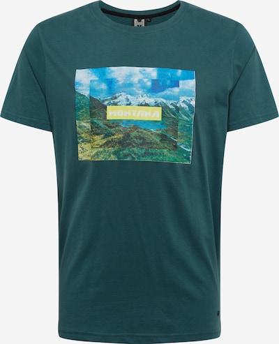 Hailys Men Shirt in de kleur Aqua, Productweergave