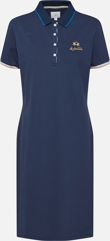 La Martina Kleid in navy, Produktansicht