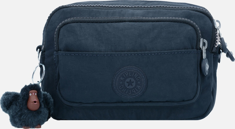 KIPLING Basic Travel Multiple 18 Gürteltasche 20 cm in ultramarinblau: Frontalansicht
