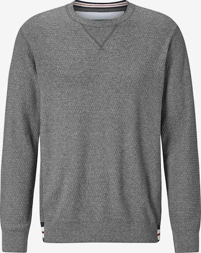 Charles Colby Pullover ' Earl Reece ' in grau, Produktansicht