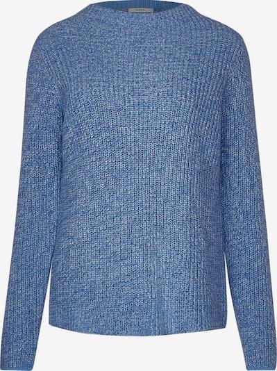 CECIL Trui in de kleur Blauw / Hemelsblauw / Wit: Vooraanzicht
