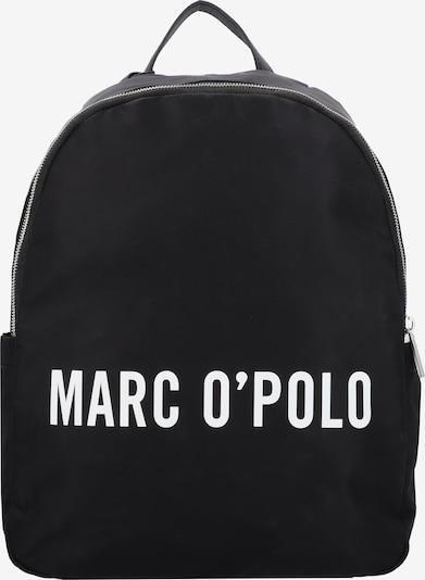 Marc O'Polo Rucksack 'Rosalie' in schwarz / weiß, Produktansicht