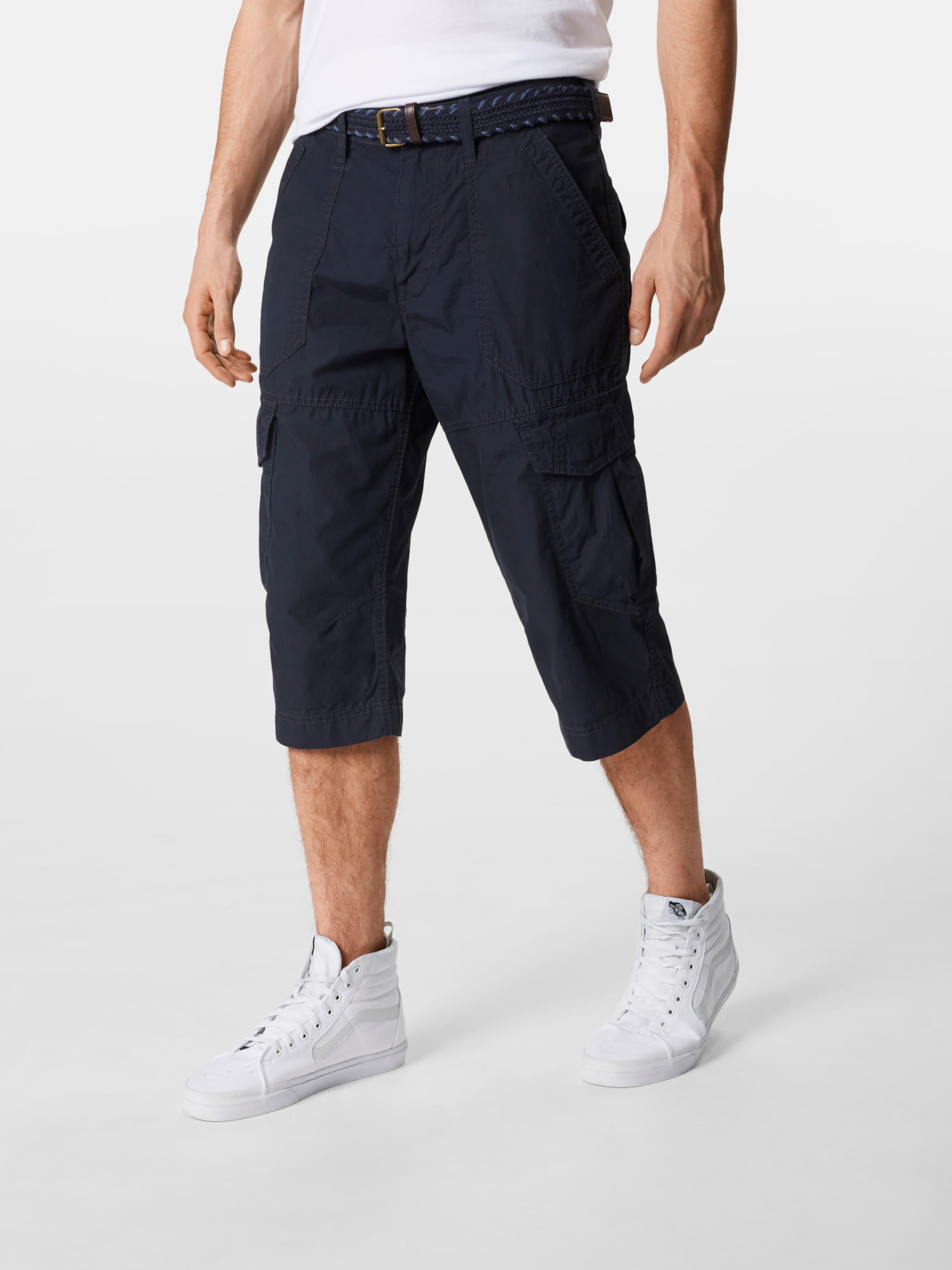 En Foncé Pantalon Tom Cargo Tailor Bleu trhdQCs