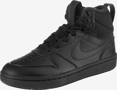 NIKE Sneaker 'Court Borough Mid 2' in schwarz, Produktansicht