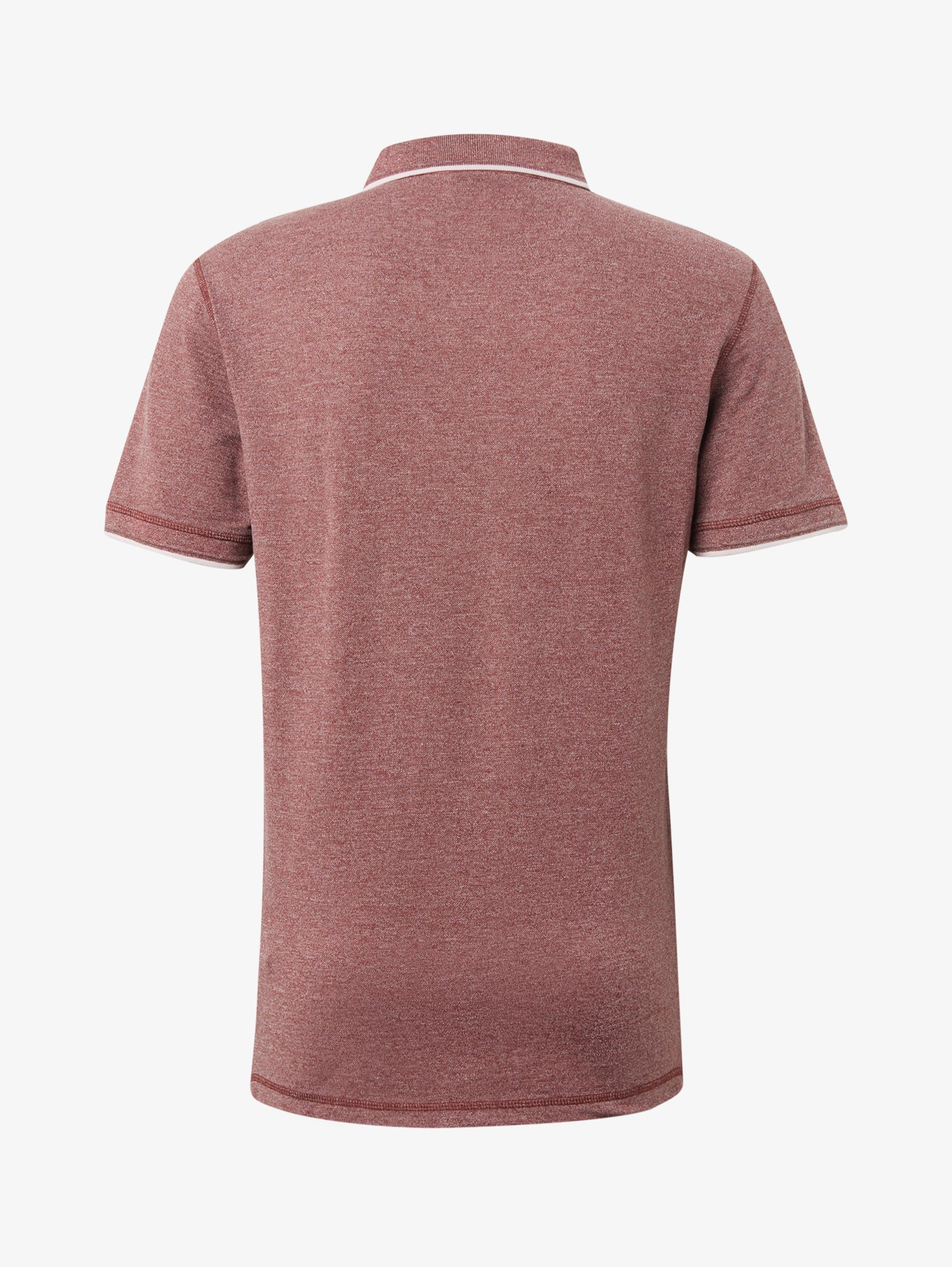 In Shirt Shirt Tom In Tom BlutrotWeiß Tom Tailor Tailor Tailor BlutrotWeiß QrtshCxd