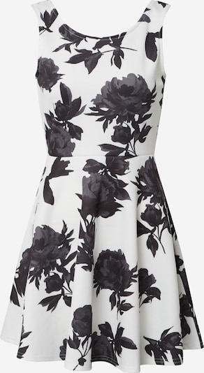 SISTERS POINT Kleid 'GETA-19' in schwarz / weiß, Produktansicht